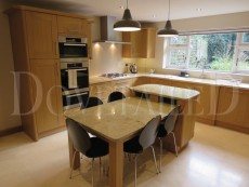 Second Nature Broadoak Kitchen
