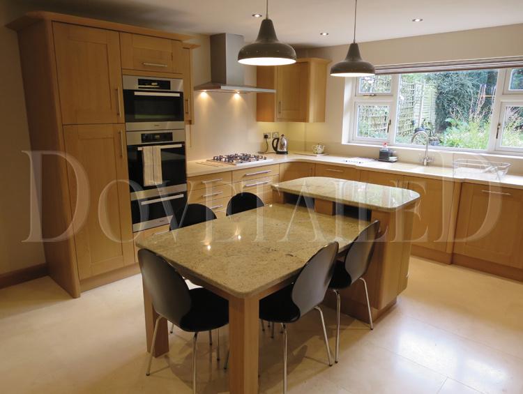 Second Nature Broadoak Kitchen